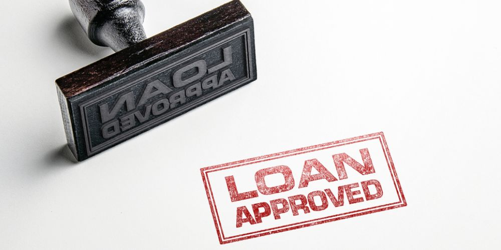 Loan being approved despite bad credit